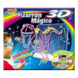 PIZARRON MAGICO 3D