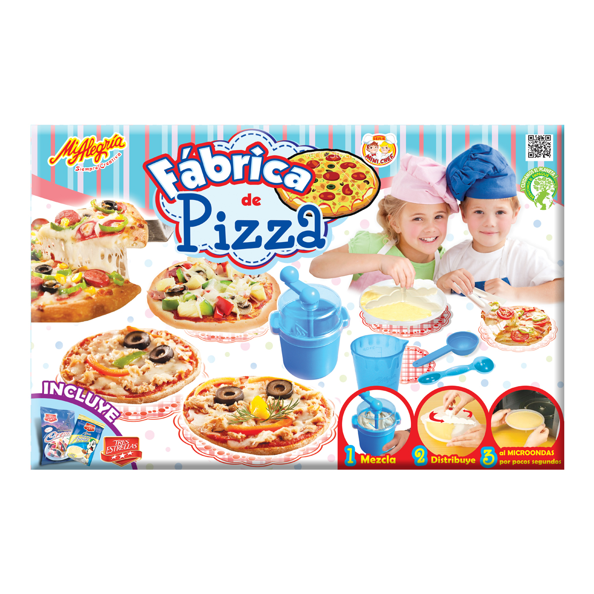 FABRICA DE PIZZA