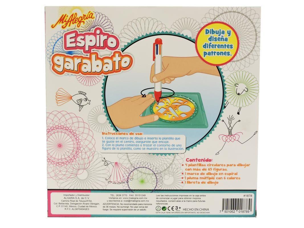 ESPIRO GARABATO