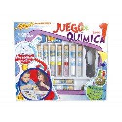 QUIMICA CHICA 56 EXPERIMENTOS