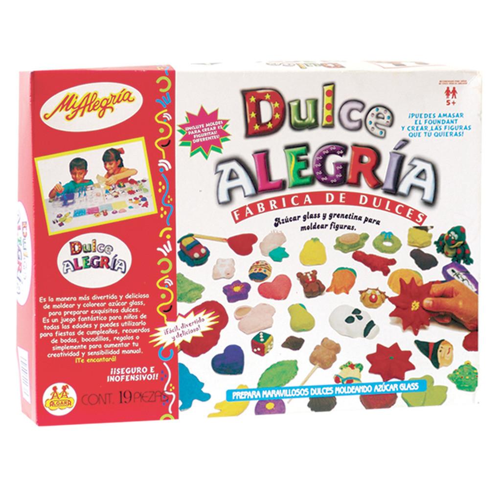 DULCE ALEGRIA FABRICA DE DULCES