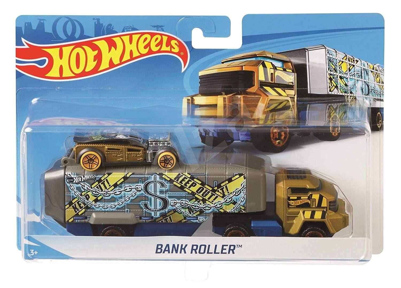 Hot Wheels Camiones De Lujo