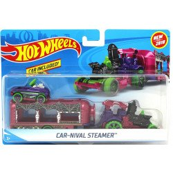 Hot Wheels Camiones De Lujo Car-Nival Steamer