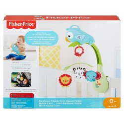 FISHER PRICE  MOVIL 3 EN 1