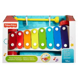 Fisher-Price Xilófono Clásico juguete para bebés