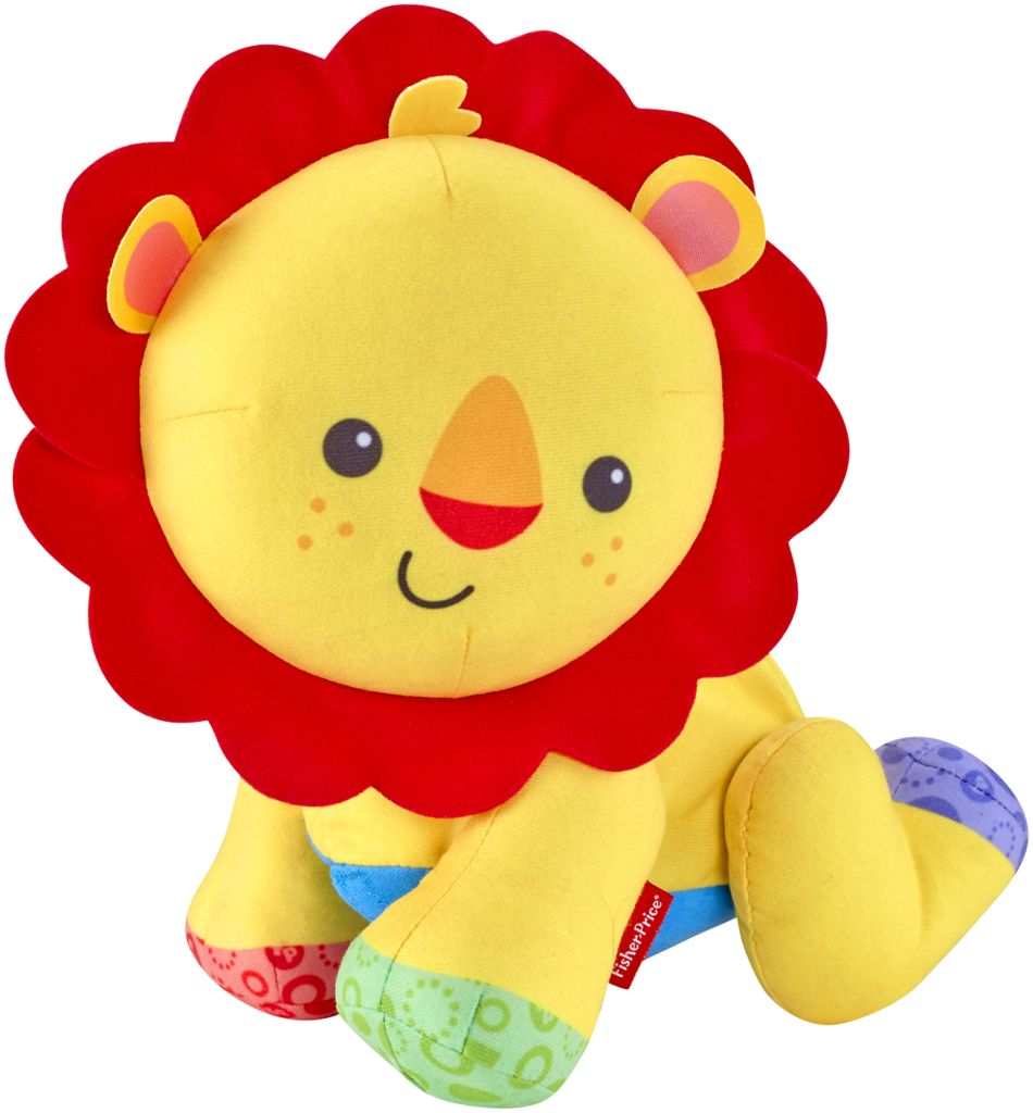FISHER PRICE LEON GATEA Y CANTA CONMIGO