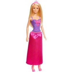 Barbie Dreamtopia Princesa vestido rosa