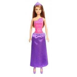 Barbie Dreamtopia Princesa vestido morado