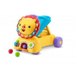 FISHER PRICE  LEON CAMINA CONMIGO