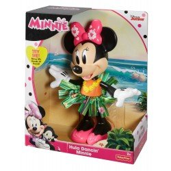 FISHER PRICE MINNIE BAILE HULA HULA