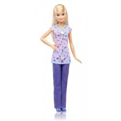 Barbie Careers Muñeca Enfermera