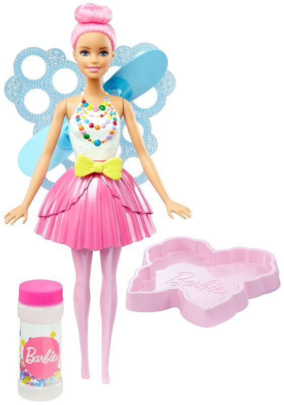 BARBIE DREAMTOPIA HADA BURBUJAS MAGICAS