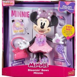 FISHER PRICE BLOOMIN BOWS MINNIE