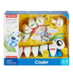 FISHER PRICE CODER