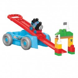 MEGA BLOKS SET THOMAS & FRIENDS  VAGON CON PISTA
