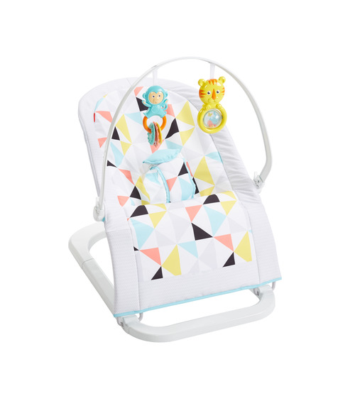 36cc4f5be FISHER PRICE SILLA MECEDORA PORTATIL | Juguetron