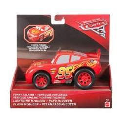 CARS 3 VEHICULOS PARLANTES