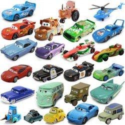 CARS 3 SURTIDO BASICO  DE VEHICULOS