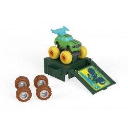 Nickelodeon Picke coche llantas intercambiables