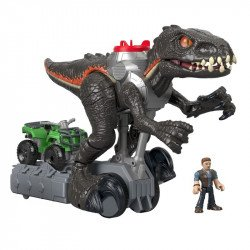 Imaginext Jurassic World Indoraptor Motorizado