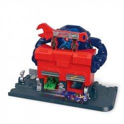 Hot Wheels City Furia del Gorila Garage