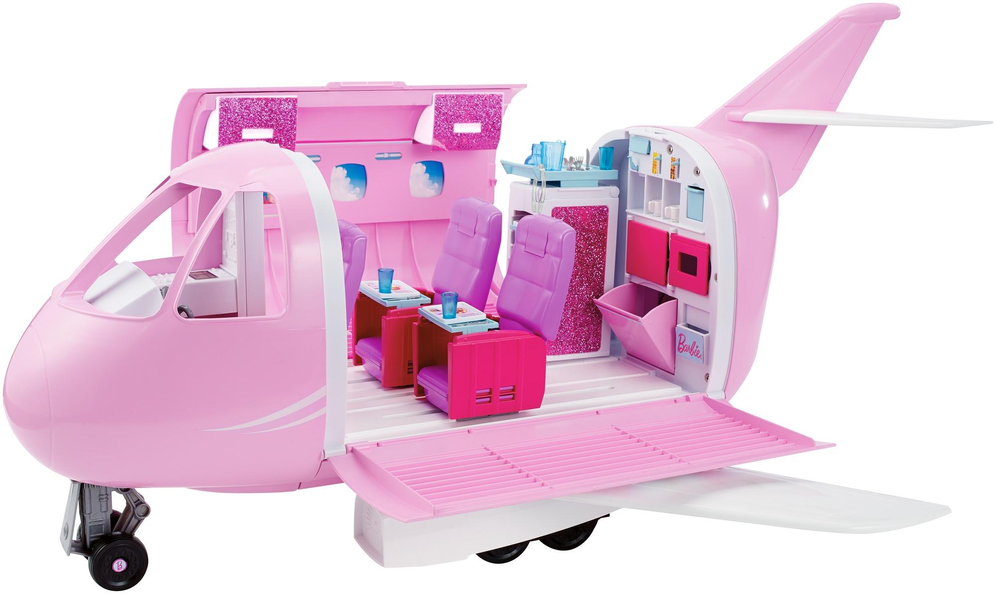 Barbie Jet De Lujo Juguetron
