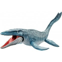 Jurassic World Mosasaurus Sensación Real
