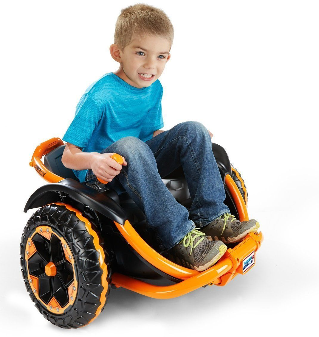 Popular Toys For Boys 9 Years And Up : Fisher price power wild thing juguetron