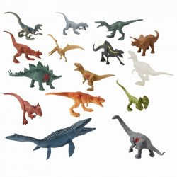 Jurassic World Mini Dino 15 Multipack