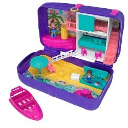 Polly Pocket Micro Mochila De Playa