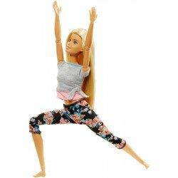 Barbie Muñeca Movimientos Divertidos