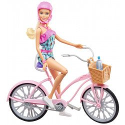 Barbie Estate Paseo en Bicicleta