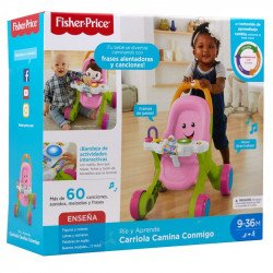Fisher-Price Carriola Camina Conmigo