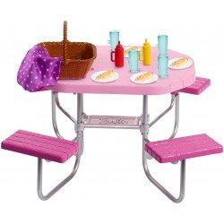 Barbie Estate Muebles Día De Picnic
