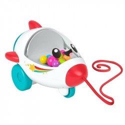 Fisher-Price Cohete Pelotitas Divertidas