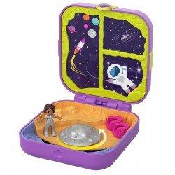 Polly Pocket Escondites Secretos Aventura Espacial