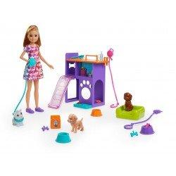 Barbie Familia, Mascotas De Stacie