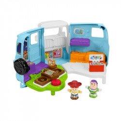 Little People Disney Toy Story 4 Aventura Ruedas