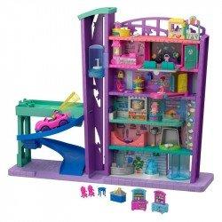 Polly Pocket Pollyville Mega Centro Comercial