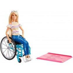 Barbie Muñeca en Silla de Ruedas