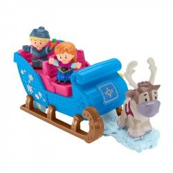 Fisher-Price El Trineo Kristoff