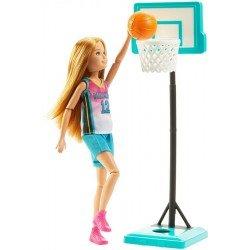 Barbie Sports Stacie Basquet