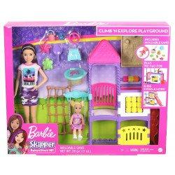 Barbie Sisters & Pets Skipper Día en el Parque