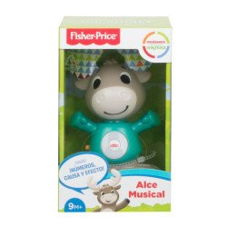 Fisher-Price Linkimals Alce Musical