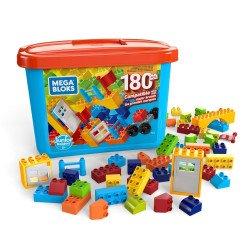 Mega Bloks® Mega Caja de 180 Mini Bloques