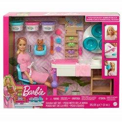 Barbie Fashionista Spa de Lujo