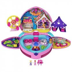 Polly Pocket Mochila de Aventuras de Polly