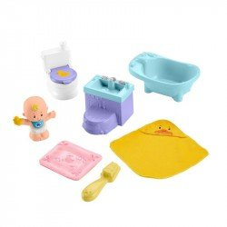 Fisher-Price Babies Hora del Baño