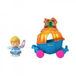 Fisher-Price Little People Cenicienta