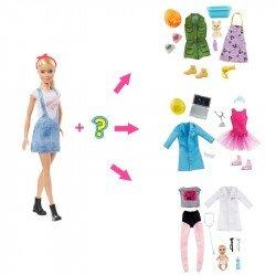 Barbie Careers Profesión Sorpresa